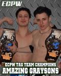 ECPW Tag Team Champions