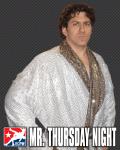 Mr. Thursday Night