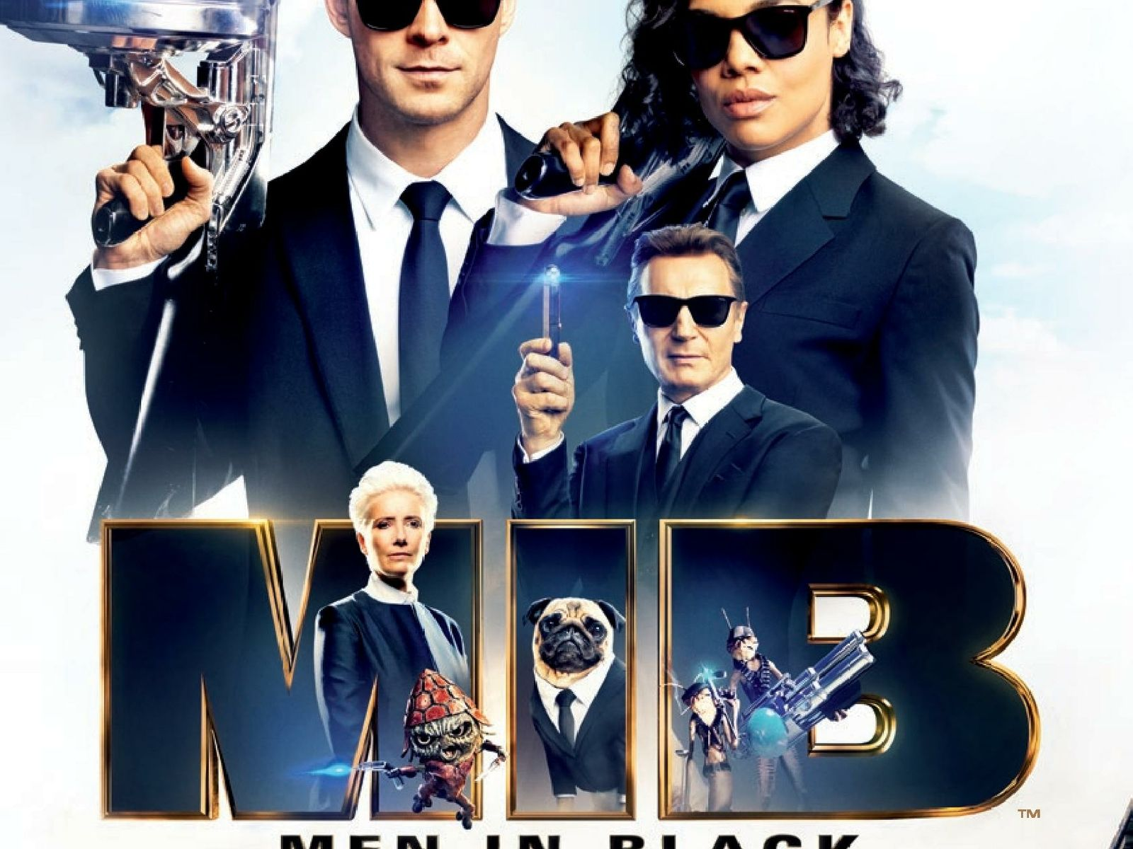 Men in Black  International  Film 2019  EcranLargecom