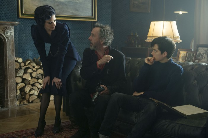 Cinéma : Miss Peregrine de Tim Burton