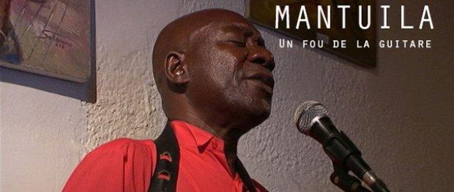 Mantuila, un fou de la guitare
