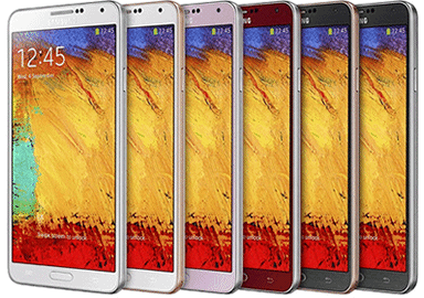 samsung galaxy note 3 reconditionne evi4