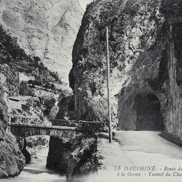 Les routes  Parc national des Ecrins