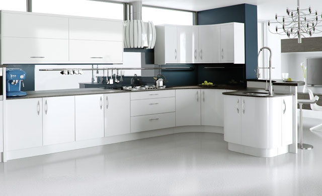 Contemporary Kitchens  ECR Kitchens