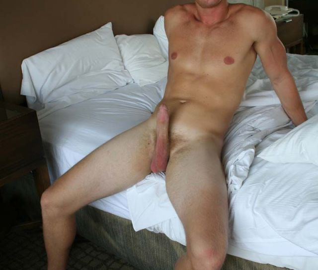Blonde Guys Dick