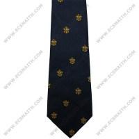 Merchant Navy Crown & Anchor Tie - E.C.Snaith and Son Ltd