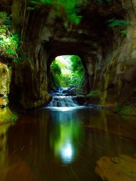 Hidden Away In The Scenic Beauty Of The Natural Bridge Around The World
