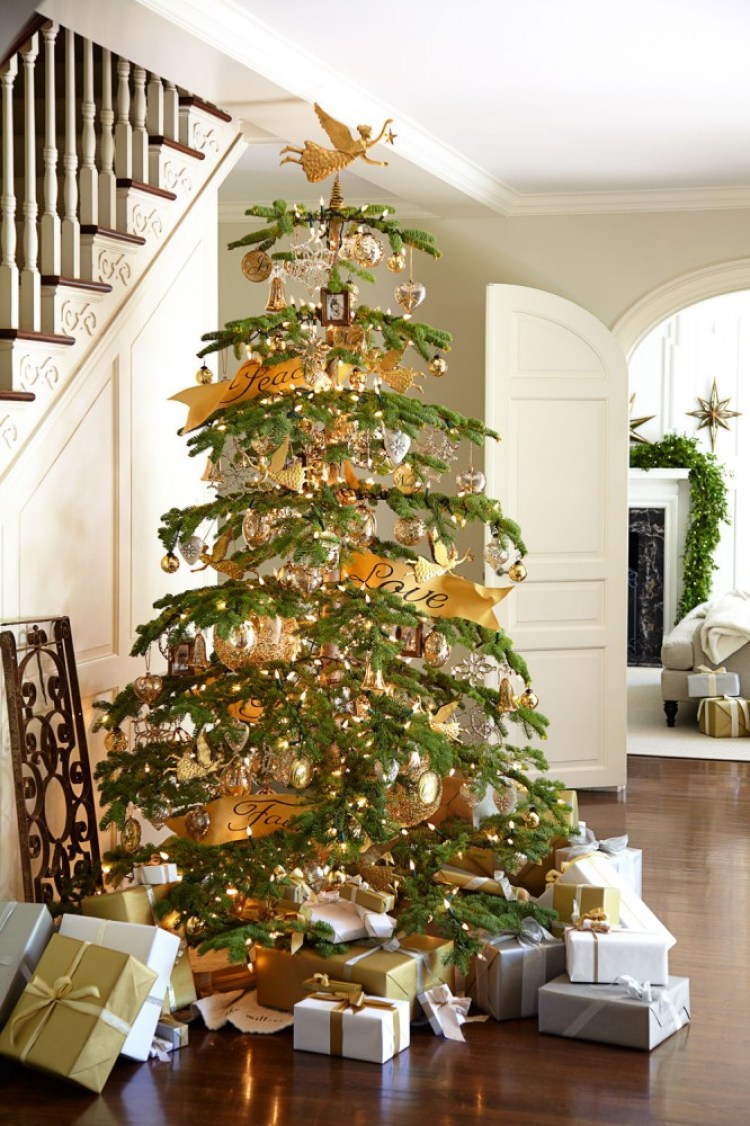 Beautiful Christmas Trees Decoration Ideas Photos And