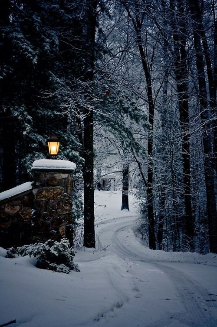 Snow Lane, Caledonia, Michigan