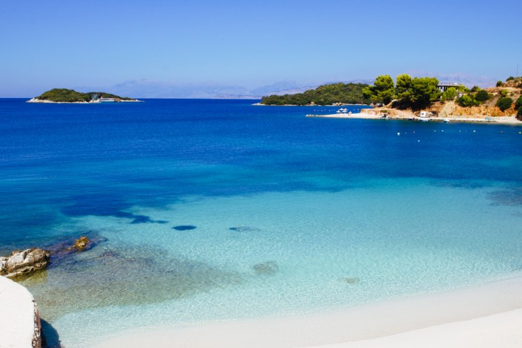 ksamil-beach