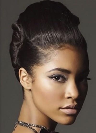 Ebony Τρί όμορφη Ebony γυναίκες πορνό
