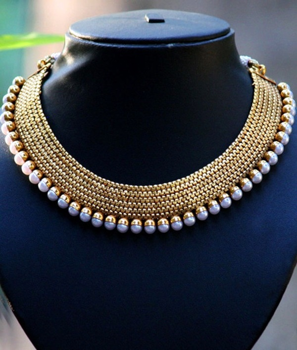 26 Gold Necklace Designs Ideas Youll Actually Want to Wear