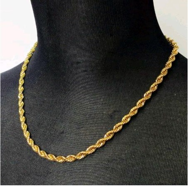 26 Gold Necklace Designs Ideas You Ll Actually Want To Wear