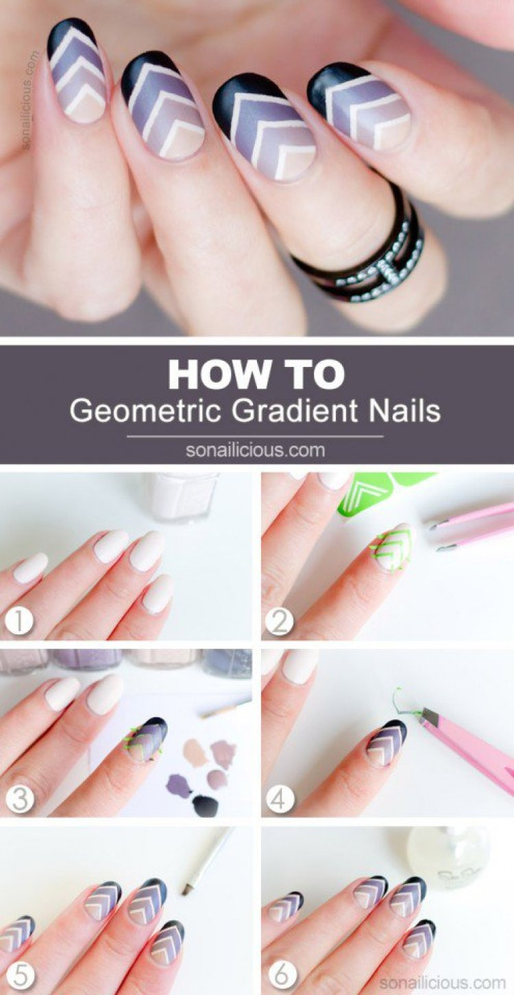 10 Simple Nail Art Designs Tutorial You Need To Know For Summer