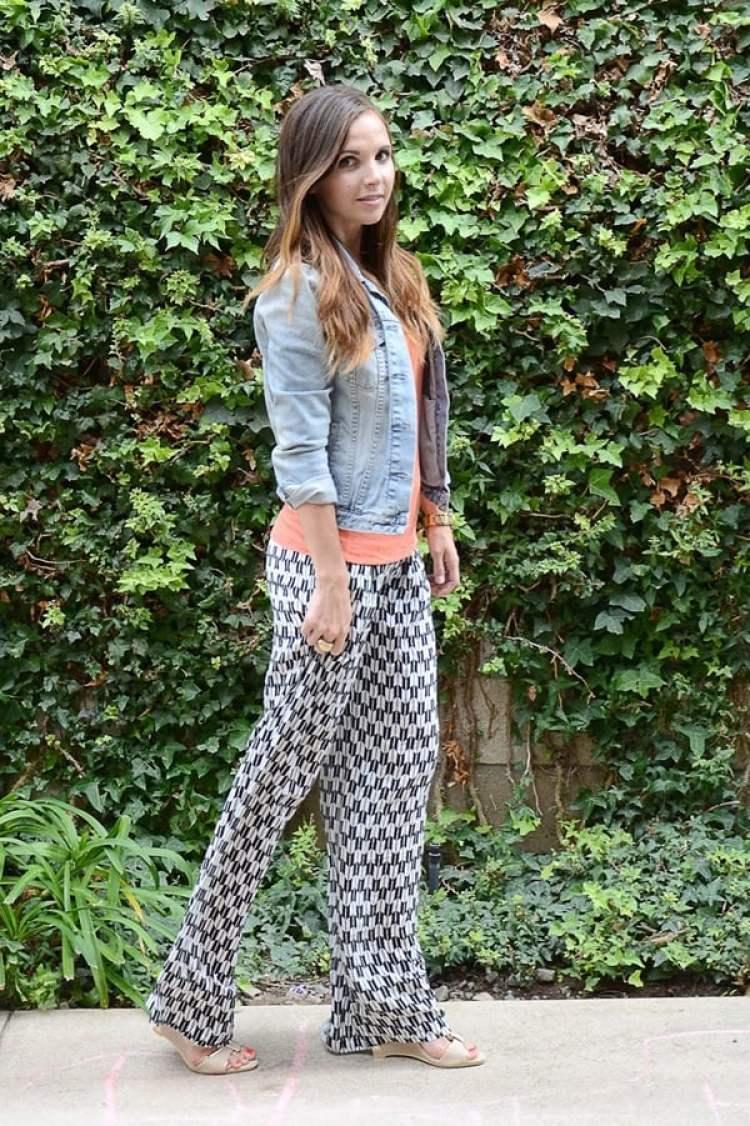 25 awesome ways to wear palazzo pants | jogger, palazzo & wide leg