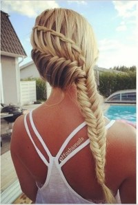 Top 50 French Braid Hairstyles You Will Love | EcstasyCoffee