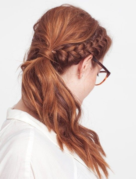 40 Simple And Beautiful Hairstyles For Office Women » EcstasyCoffee