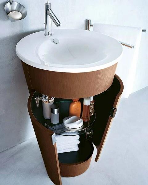 Practical Bathroom Storage Ideas @EcstasyCoffee - 21