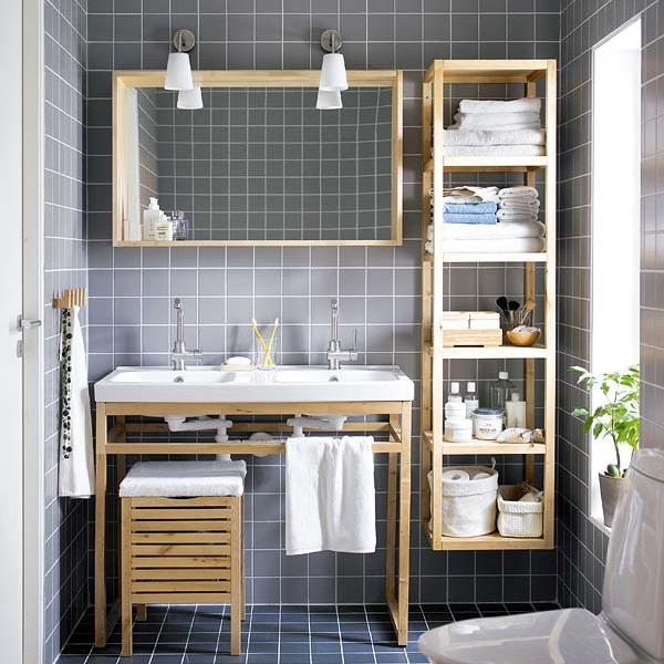 Practical Bathroom Storage Ideas @EcstasyCoffee - 27