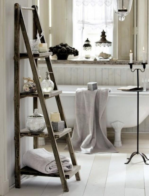 Practical Bathroom Storage Ideas @EcstasyCoffee - 35