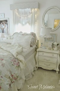 33 Cute And Simple Shabby Chic Bedroom Decorating Ideas ...