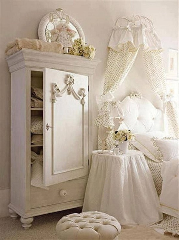 33 Cute And Simple Shabby Chic Bedroom Decorating Ideas  EcstasyCoffee