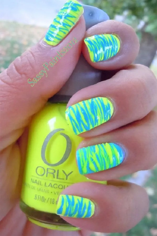 Summer Nail Art Ideas - 1