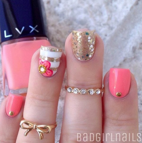 Summer Nail Art Ideas - 3