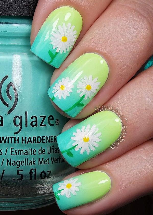 80 Summer Nail Art Designs & Ideas That You Will Love - EcstasyCoffee