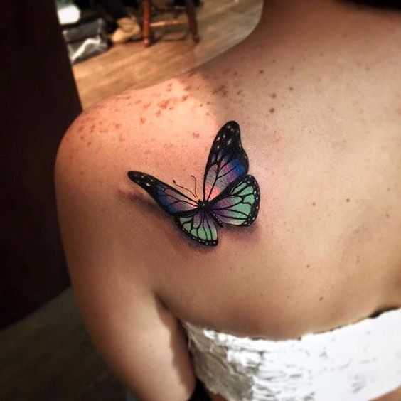 40 Breathtaking 3D Tattoos Design You Have To See To