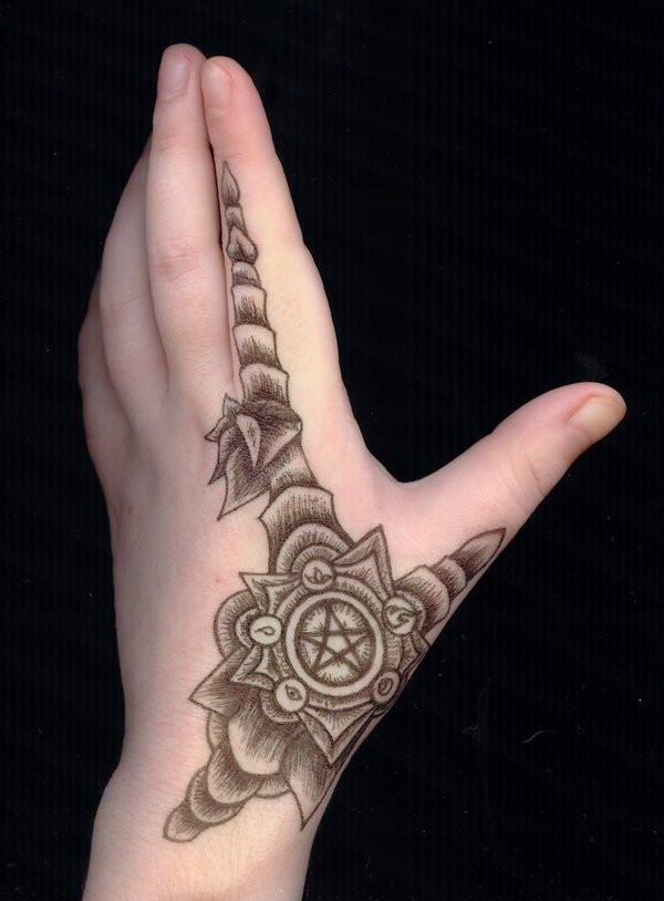 40 Cute And Attractive Small Hand Tattoo Designs That Will Make You Want One