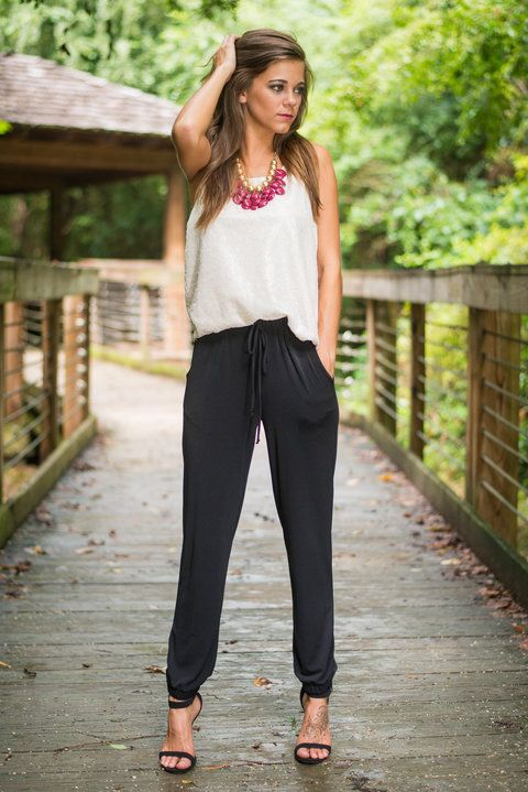 20 Stylish Way To Using Jogger Pants That Will Make You
