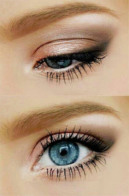 25 Easy Elegant Eye Makeup Looks For Busy Morning