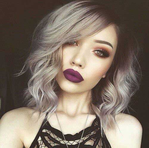 40 Incredibly Pretty Short Hairstyles For Curly Hair That ...