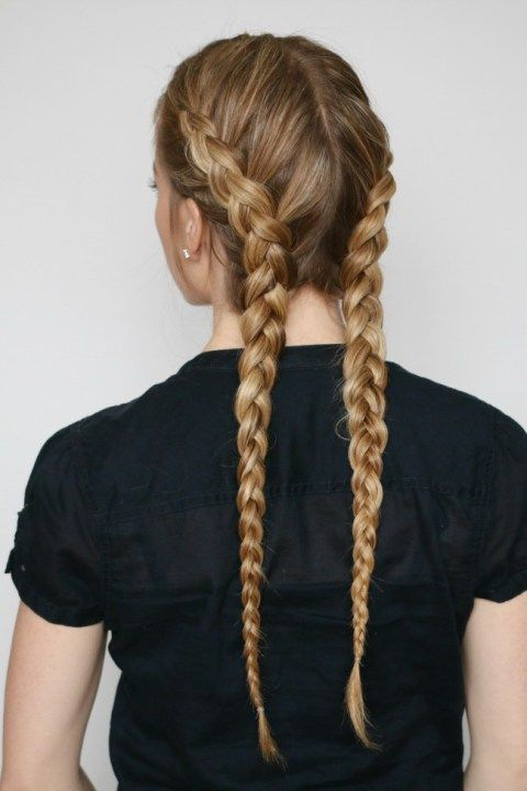 Dutch Braided Headband: 25 Impressive Ways To Rock Boxer Braids » EcstasyCoffee