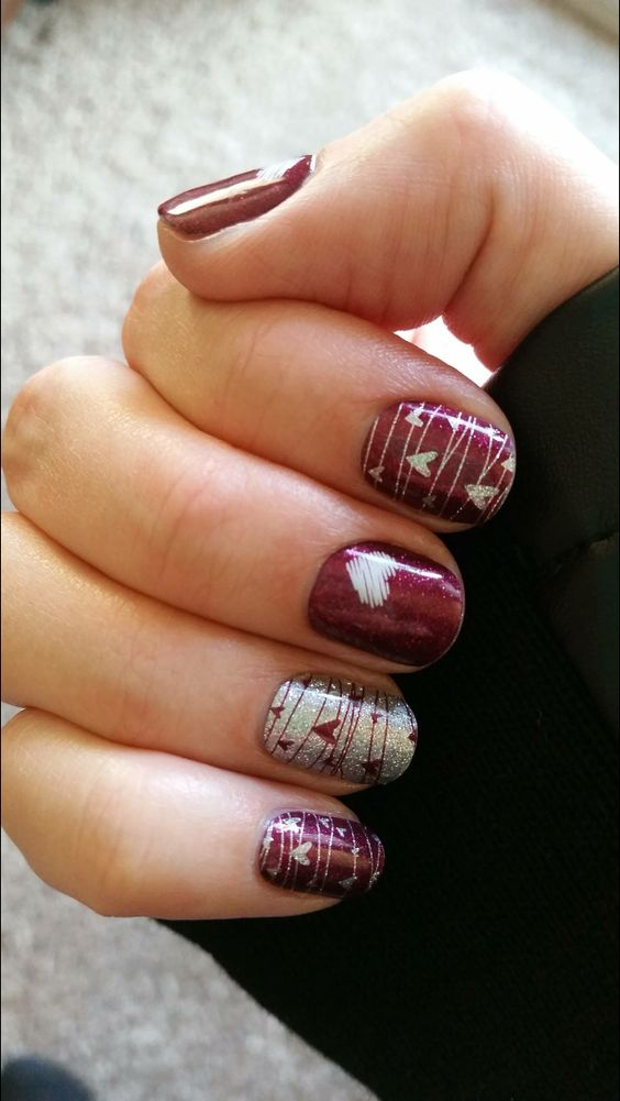 40 Gorgeous Fall Nail Art Ideas To Try This Fall Ecstasycoffee