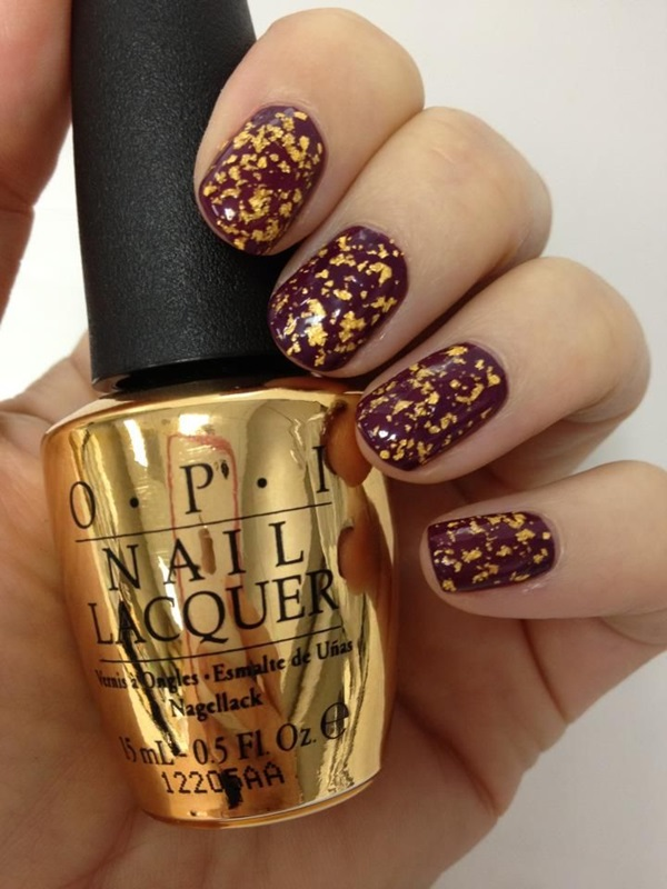 Perfect Pictures Of Fall Nails Ensign - Nail Polish Ideas ...