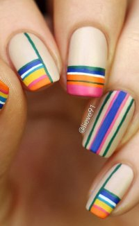 40 Cool Matte Nail Art Designs You Need To Try Right Now ...