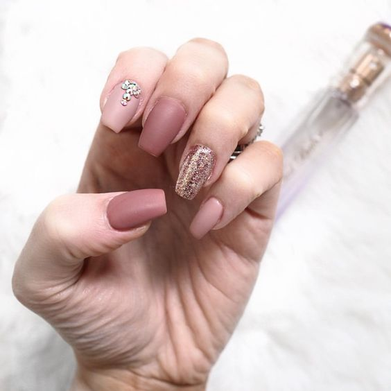 Most Popular Coffin Nail Designs To Try Yourself | Coffin
