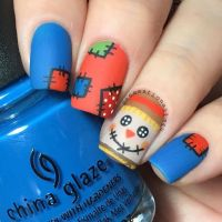 40 Gorgeous Fall Nail Art Ideas To Try This Fall ...
