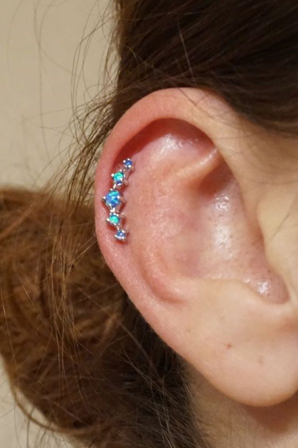 60 Amazing Cartilage Piercing and Jewelry Examples That You Might Like  EcstasyCoffee