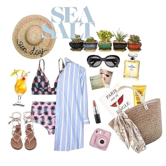 52e46ec15294 50 Cute Outfit Ideas For Spring Summer Polyvore Combinations That ...