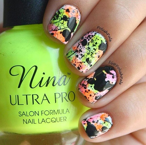 50 Stunning Small Symbols And Pictures Nail Art Designs You Wish To