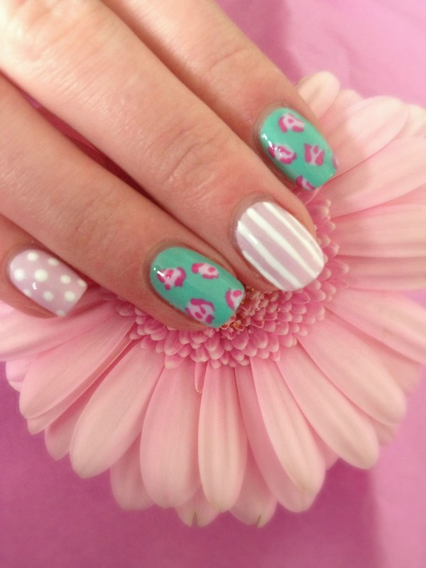 40 best shellac nail art design ideas ecstasycoffee amazing shellac manicure ideas prinsesfo Choice Image
