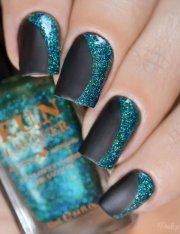 fall winter nail art design