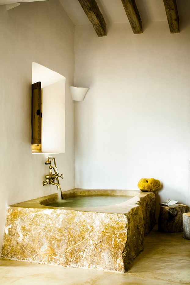 40 Gorgeous Romantic Bathroom Designs Ideas » EcstasyCoffee