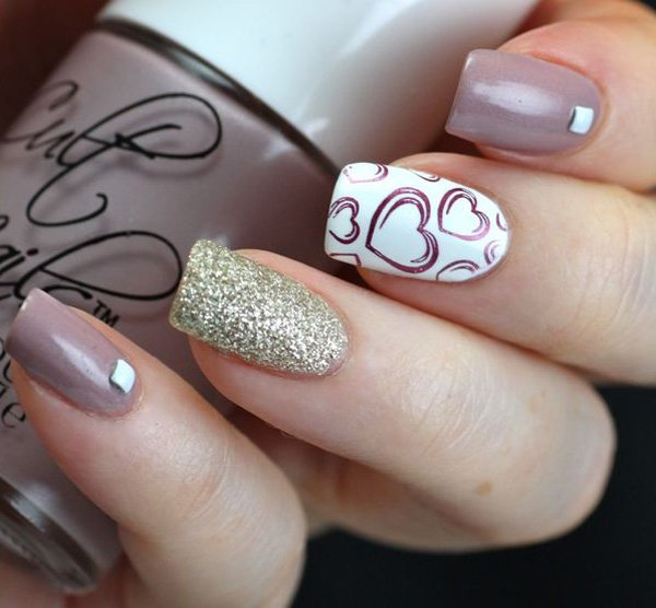 40 amazing classic nail art designs  u00bb ecstasycoffee