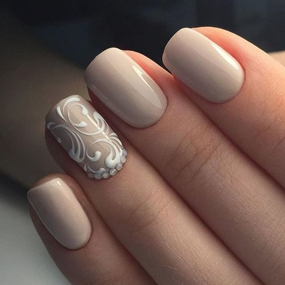 40 Amazing Classic Nail Art Designs Ecstasycoffee