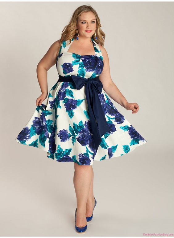 60 Fashionable Dresses For Plus Size Women Page 5 Of 6 Ecstasycoffee