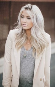 cool grey hairstyles ideas
